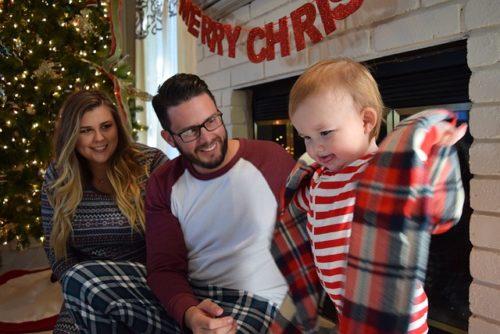 家族のクリスマス