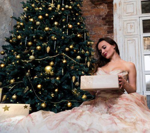 彼女へのクリスマスプレゼント