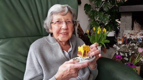 祖母 おばあちゃん 敬老の日
