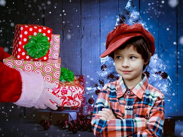 男の子 クリスマスプレゼント