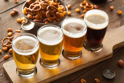 さまざまなビール