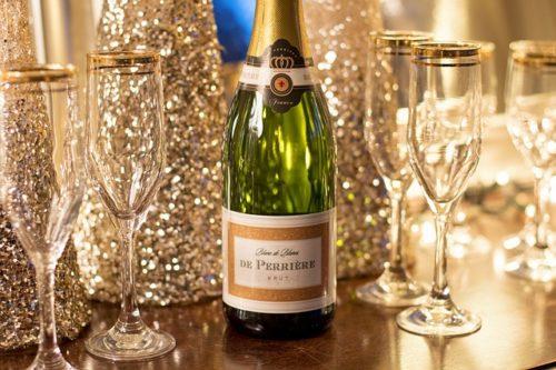シャンパン、ボトル