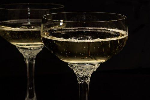 シャンパン、味、度数