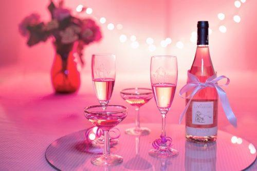 シャンパン、お祝い、イベント