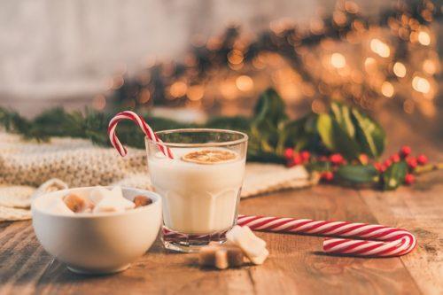 クリスマス・ホットミルク