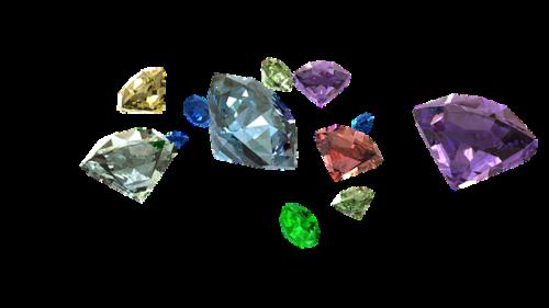 いろんな宝石