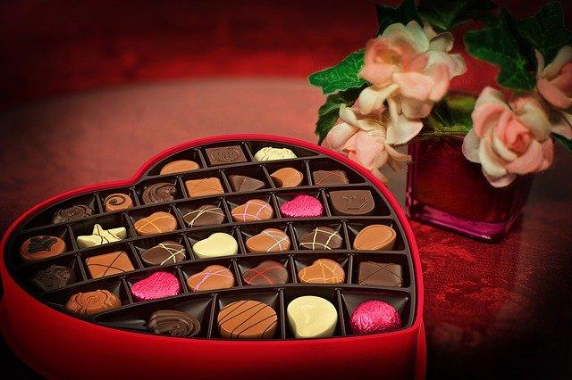 プレゼントで送るチョコレート