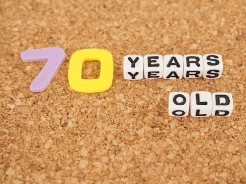70year
