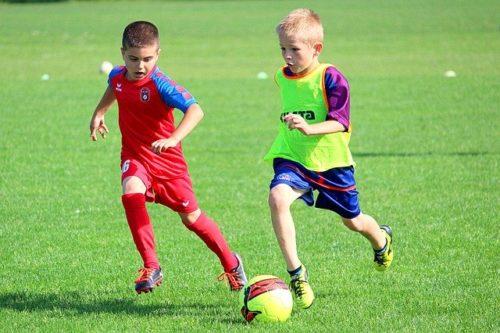 男の子 サッカー