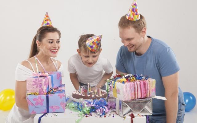 家族パーティー