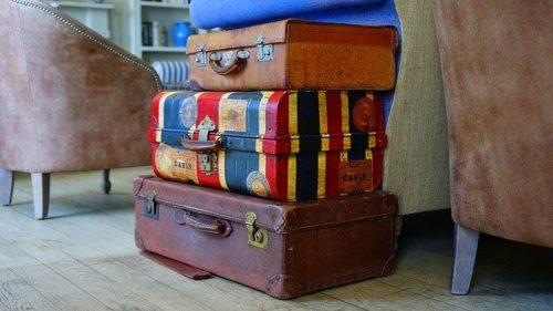 スーツケース お気に入り