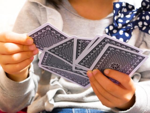 親子 カードゲーム